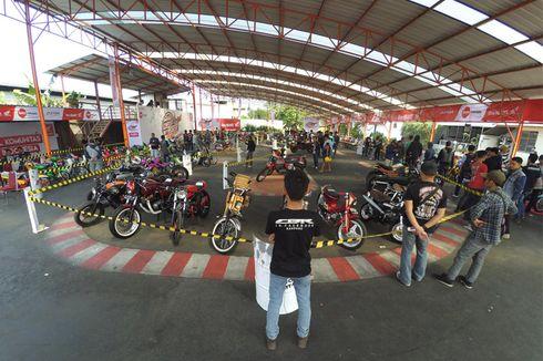 Honda Cari Karya Modifikasi Motor Terbaik di Jawa Barat