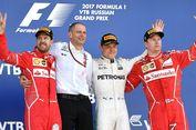 Ucapan Selamat untuk Bottas dari Dua Pebalap Ferrari
