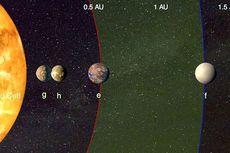 4 Planet Seukuran Bumi Ditemukan Mengorbit Bintang Mirip Matahari