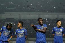 Jadwal Siaran Langsung Sepak Bola, Malam Ini Persib Vs Sriwijaya FC