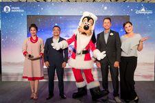 Nikmati Serunya Suasana Natal Hongkong Disneyland di Grand Indonesia