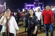 Rini Soemarno Gegerkan Prambanan Jazz Festival 2017