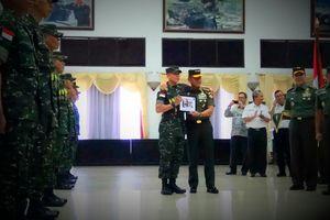 10 Kali Juara Umum Kompetisi di Australia, Tim Penembak TNI AD Diapresiasi KSAD