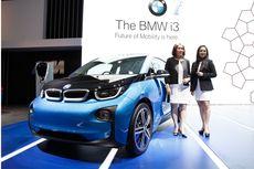 Colong Start, BMW Indonesia Kenalkan Mobil Listrik