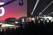 BMW Resmi Luncurkan Seri 5 Diesel