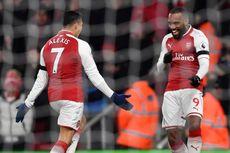 Lawan Manchester United, Arsenal Terancam Tanpa 2 Penyerang Utama