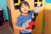 Mengulas Mainan di YouTube, Bocah 6 Tahun Raup Rp 150 Miliar Setahun
