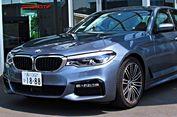 Melirik Peluang BMW Seri 5 Terbaru di Jepang