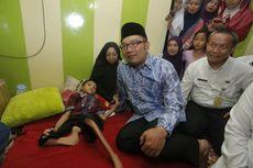 Bocah Penderita Tulang Rapuh Ingin Bertemu Aa Gym dan Dedi Corbuzier