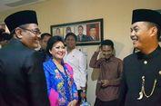 Saat Djarot dan Ketua DPRD DKI Saling Ucapkan Selamat Ulang Tahun untuk Jakarta