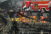 4 Kor   ban Terbakarnya Pabrik Mercon Dirawat di ICU