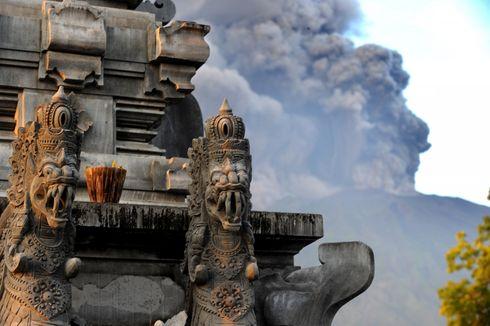 Erupsi Gunung Agung, Pemerintah Gratiskan Perpanjangan Visa Wisatawan