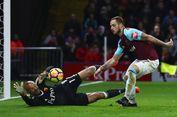 Hasil Liga Inggris, West Ham Kalah pada Debut Moyes