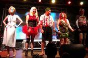Kontes Zombie sampai Makan Nasi Padang di Pasar Malam Gold Coast