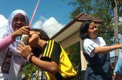 Sambut HUT Ke-72 RI, Berbagai Perlombaan Digelar di Stasiun Tanjung Priok