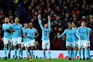 Kisruh Usai Derbi, Mourinho Terlibat Cekcok dengan Pemain Man City