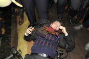Jurnalis Korsel Dihajar Petugas saat Meliput Kunjungan Presiden Moon