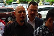 Polisi Periksa Ahmad Dhani hingga Tengah Malam