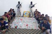 Penjaga Perbatasan Saudi Gagalkan Penyelundupan 700 Kg Ganja