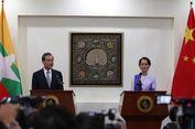 China Usulkan Solusi Tiga Tahap Akhiri Krisis Rohingya