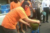 Polisi Tangkap Komplotan Pengoplos Gas yang Dijual di Kemang hingga Ciledug