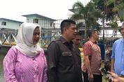 DPRD Cek Kali Bekasi yang Tercemar Limbah Pabrik