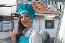Raline Shah Makan Mie Instan untuk Sehatkan Mental