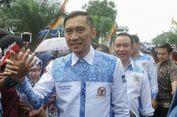 Makna Lomba Panjat Pinang bagi Ibas Yudhoyono...