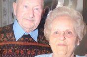 77 Tahun Menikah, Suami Istri Meninggal Sambil Berpegangan Tangan