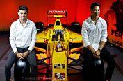 Pertamina Arden Siap Kibarkan Merah Putih di Formula 2