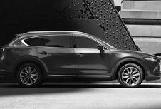 Mazda Indonesia Siapkan SUV 7-Seater CX-8