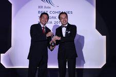 Federal Karyatama Sabet Gelar HR Terbaik Asia