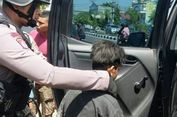 Setelah Tabrak Korbannya, Begal Ditangkap Polisi