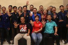 Final LIMA Badminton Berlangsung di Bandung