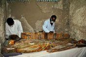 Penemuan Penting Terbesar di Luxor, Mumi dan 1.000 Patung Ushabti