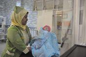 Bayi yang Ditemukan di Teras Rumah Warga Alami Hipotermia