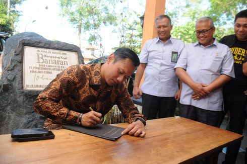 AHY Tegaskan The Yudhoyono Institute Non-partisan