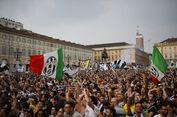 Kepanikan Saat Nobar Final Liga Champions di Turin