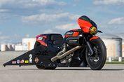 Ketika Harley-Davidson Dipaksa 'Balapan Lurus'