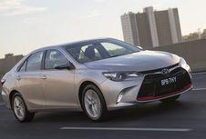 Salam Perpisahan Toyota Camry dari Australia