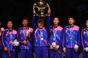 Fakta Seputar Korea Selatan pada Piala Sudirman 2017