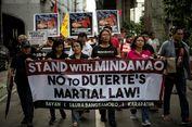 Duterte Pakai Contoh Perkosaan untuk Pompa Semangat Militer