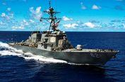 Kapal Perang AS dan Kapal Barang Tabrakan di Jepang, 7 Pelaut Hilang