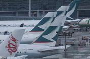 Ratusan Penerbangan Dibatalkan Saat Topan Hato Dekati Hongkong