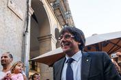 Mantan    Pemimpin Catalonia Ikut Pemilu Ulang dari Belgia