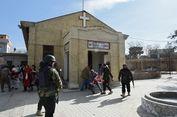 Bom Bunuh Diri Serang Gereja di Pakistan, 5 Tewas