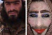 Anggota ISIS Menyamar Jadi Perempuan, Sayang Lupa Mencukur Kumis