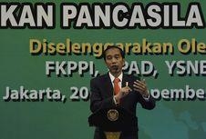Jaringan Kuat, FKPPI Diminta Jokowi Jaga Persatuan dan Bantu Rakyat Miskin