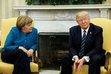 Kanselir Merkel: Kita Butuh AS untuk Menolong Dunia