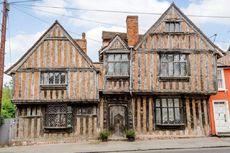 Rumah Kelahiran Harry Potter di Inggris Dijual Rp 17 miliar